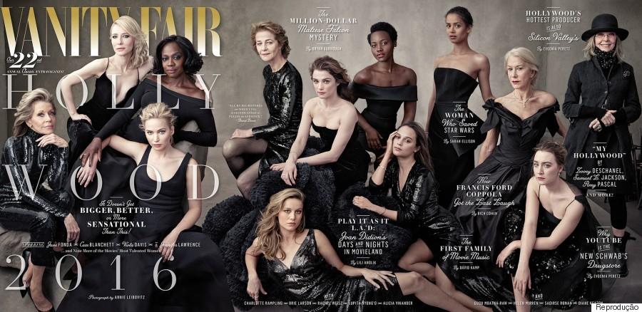 vanity fair hollywood 2016