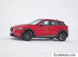 Système i-ACTIV de Mazda: l'oracle des systèmes de traction intégrale