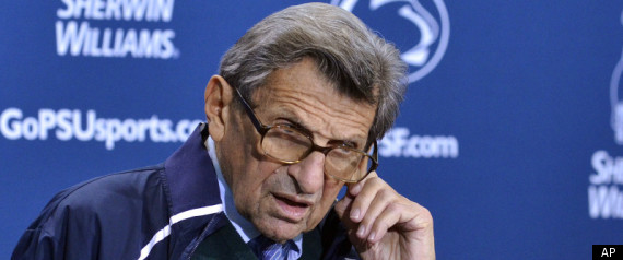 Joe Paterno Jerry Sandusky Sex Abuse