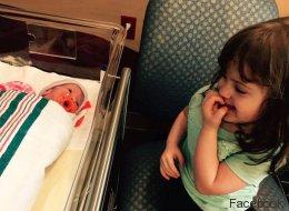 Dieses Foto zeigt, warum ihr immer die Zehen eures Babys checken solltet