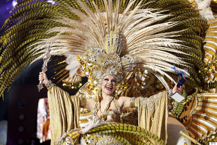 Resultado de imagen de cecilia navarro reina carnaval