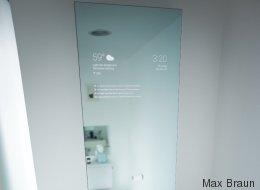 Cet ingénieur Google a inventé le miroir du futur dans ses temps libres
