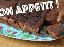 Un gâteau au chocolat avec seulement deux ingrédients? On a testé (VIDÉO)