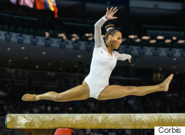 Teen Gymnast Creates Incredible New Move That You Have To See