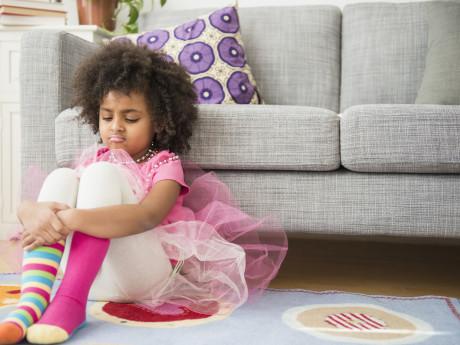 Children's Mental Health Week: Five Ways To Help Build Mental Resilience In Kids