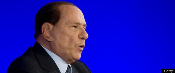 Silvio Berlusconi Resignation
