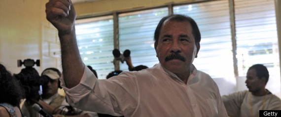 Nicaragua Elections 2011 Ortega