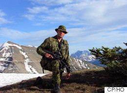 Mother Of RCAF Avalanche Victim Marks Anniversary Of His Death