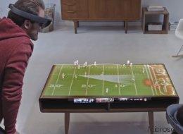 Comment on regardera un match dans le futur (selon Microsoft)