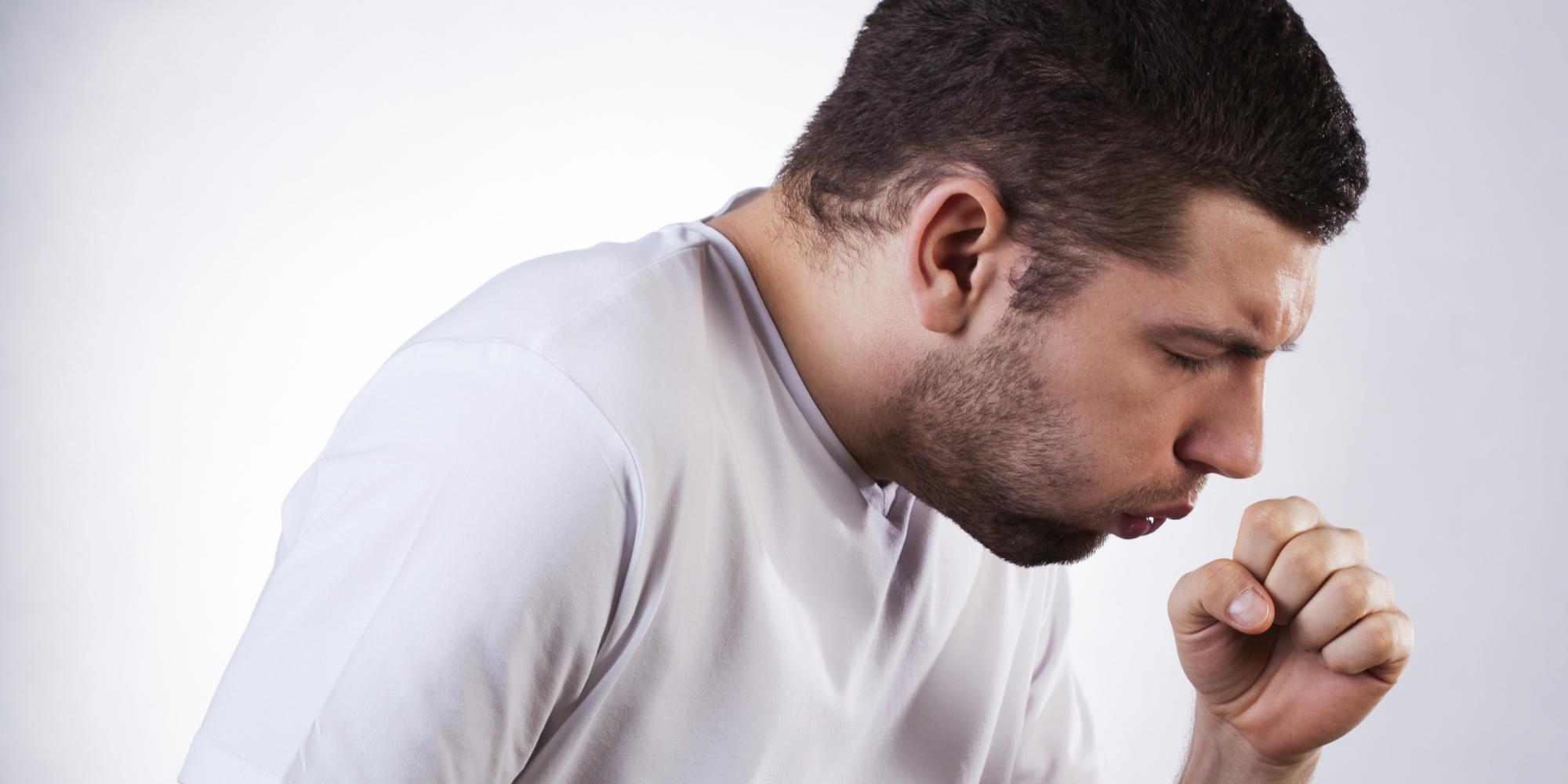 Сухой кашель при ВИЧ-инфекции