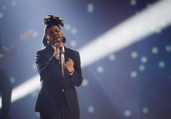 juno awards the weeknd