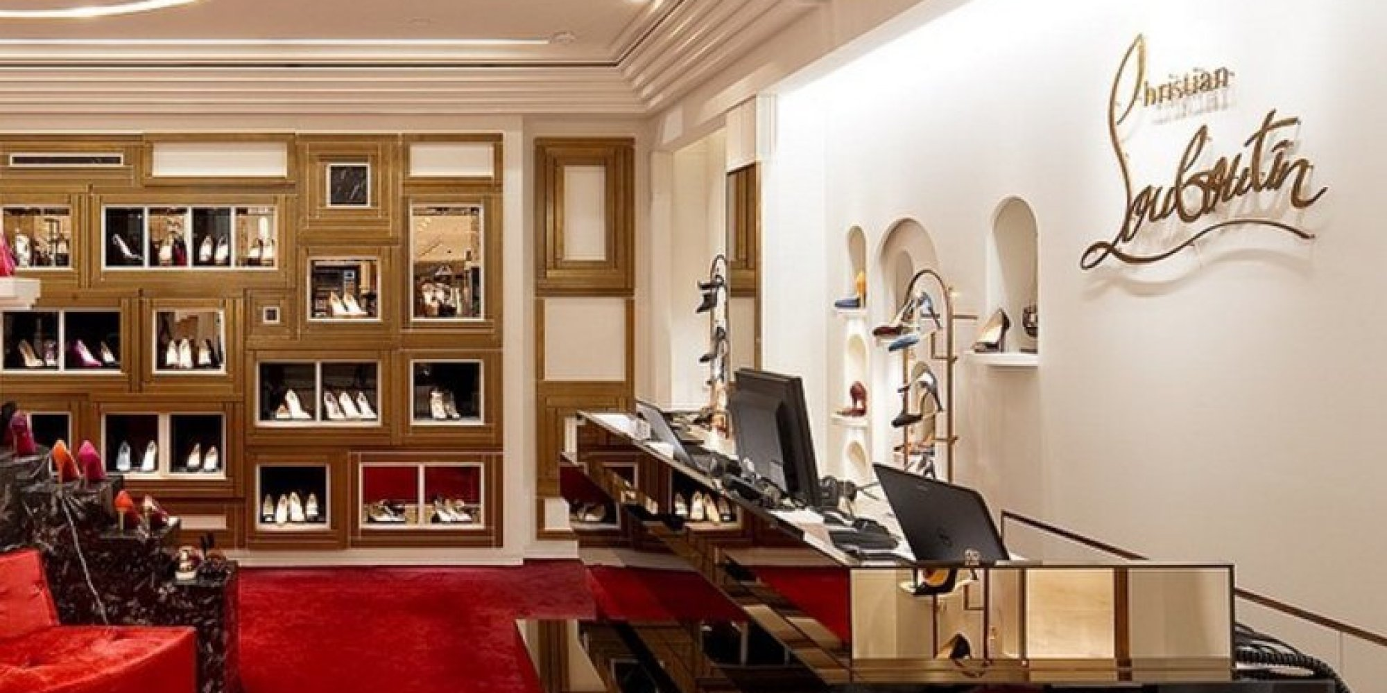 christian louboutin boutique paris