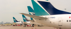 WESTJET AIRPLANES