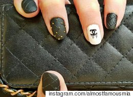 Your Nails Are About To Go High-Fashion With This New Trend