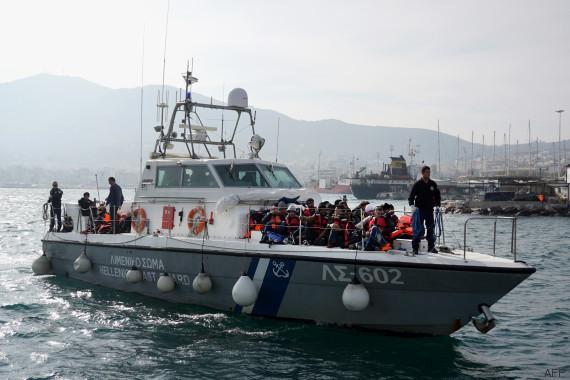 grece refugies