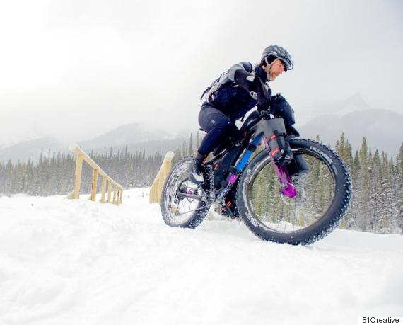 Biking On Snow: Why You Need To Ride A Fat-Bike ...
