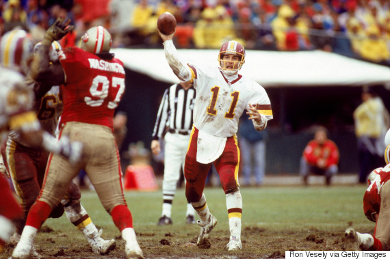 mark rypien washington redskins