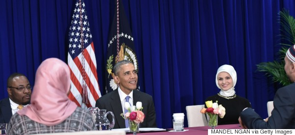 What Obama's Mosque Visit Means to Me