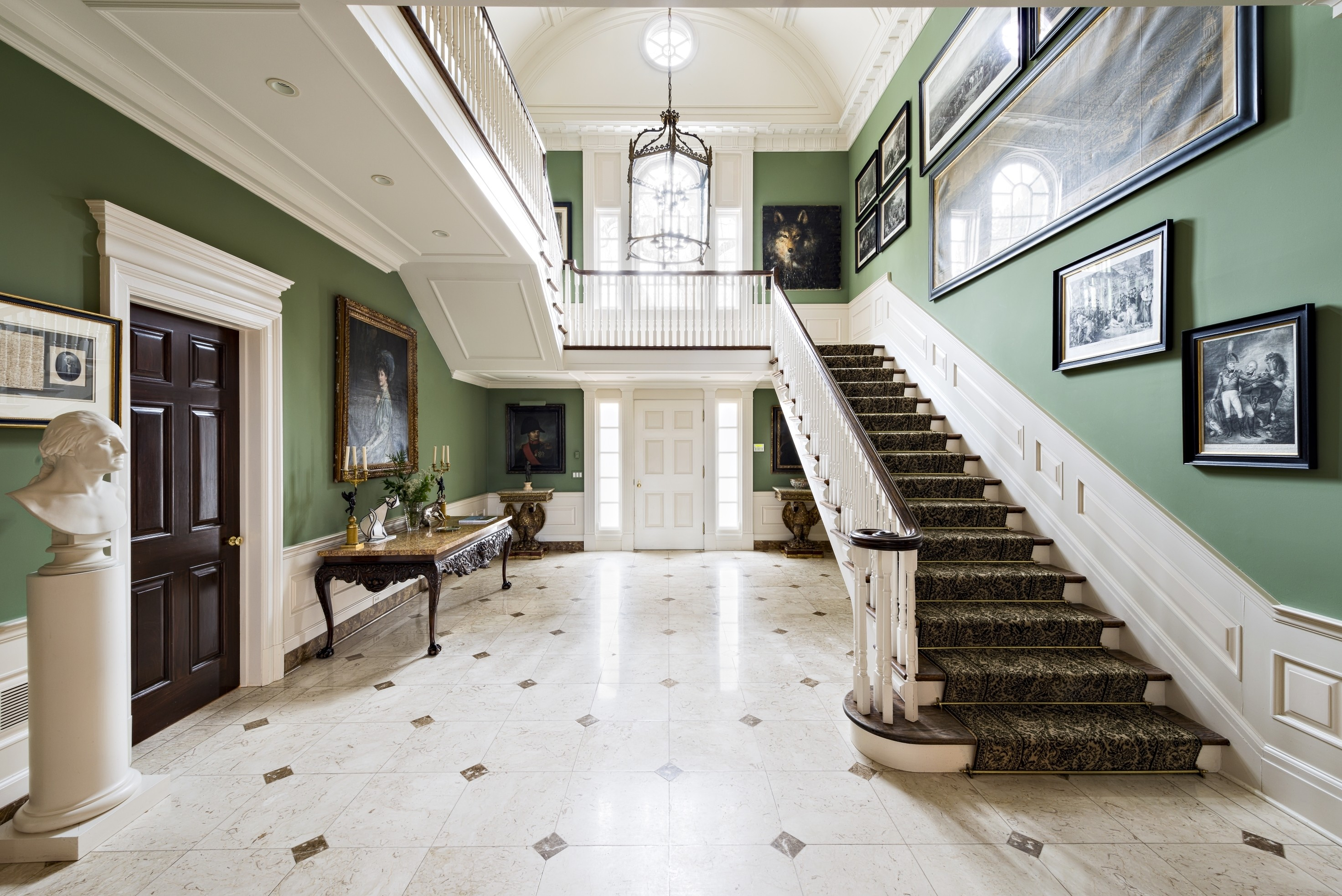 Conrad black 39 s toronto mega mansion is hitting the auction for Home wallpaper canada
