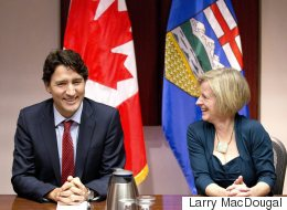 Alberta Trip Doesn't Sway Trudeau's Position On Energy East