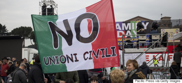 People in Italy No Longer Know What Family Means