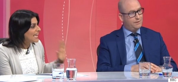 'You Don't Have A Heart' Labour MP Skewers Ukip's Deputy Leader