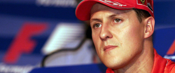 MICHAEL SCHUMACHER F1 CONFERENCE