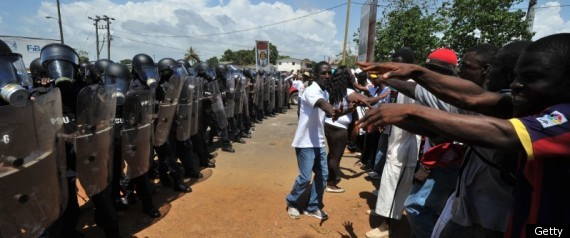 LIBERIA ELECTIONS ONE DEATH