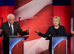 Débat démocrate: Clinton à l'attaque