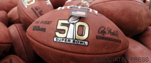 SUPER BOWL BALL