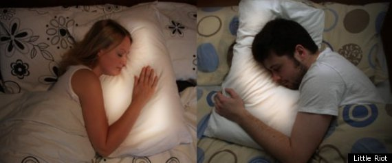 Relationship Pillow