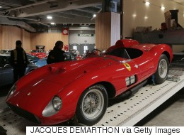 Cette Ferrari, la voiture de collection la plus chère jamais vendue?