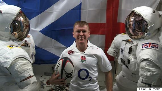 tim peake rugby