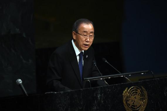 ban ki moon un secretary general