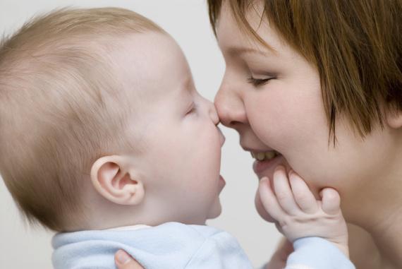 newborn baby smell