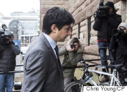 Man Armed With Electric Saw Arrested Outside Ghomeshi Trial