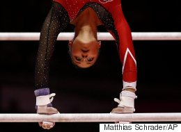Alberta Gymnast Makes History With New Move