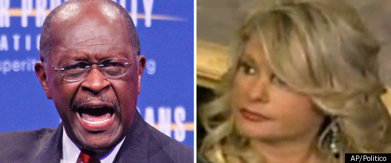 SHARON BIALEK HERMAN CAIN ACCUSER