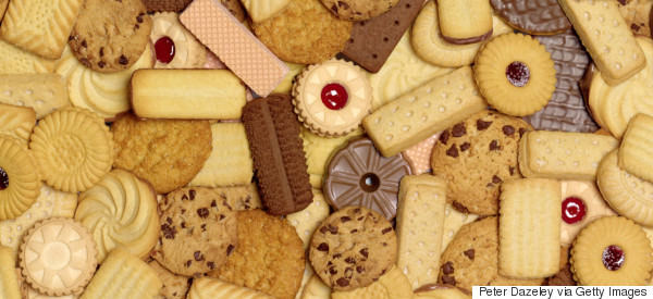 In 2015, Exeter University Blew £6,000 On Biscuits