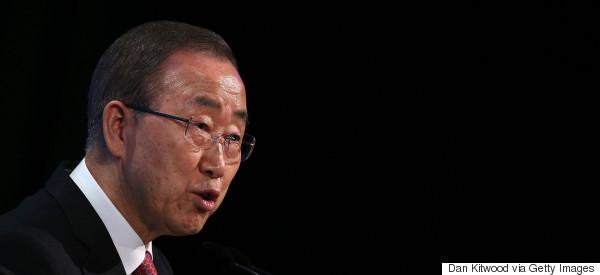Visite de Ban Ki-moon à Montréal la semaine prochaine