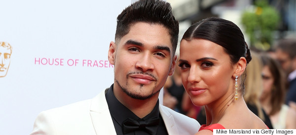 Louis Smith And Lucy Meck Hit The Rocks
