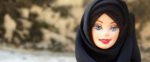 HIJAB BARBIE