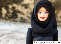 Hijarbie Is Taking Over Instagram And We're So Excited About It