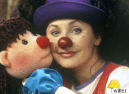 Before She Was Loonette The Clown, She Was On Mr. Dressup
