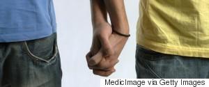 GAY MEN HANDS