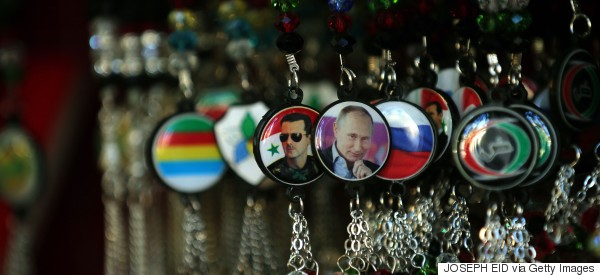The Syria War Will Not Be a Quagmire -- Because Putin and Assad Are Winning