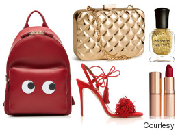 Red And Gold Fashion Picks To Ring In Chinese New Year