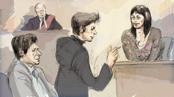 ghomeshi trial lucy decoutere marie henein