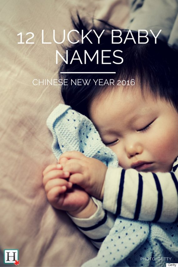 lucky baby names