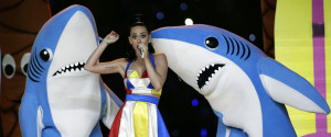 KATY PERRY SHARK